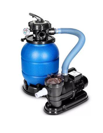 Bomba piscina filtro areia 10,200 litros hora
