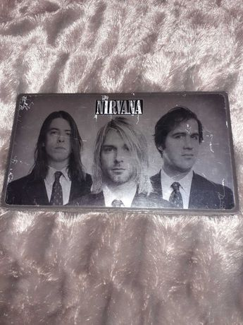 NIRVANA BOX-With the lights out