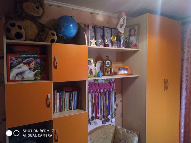 Детский мебельный гарнитур