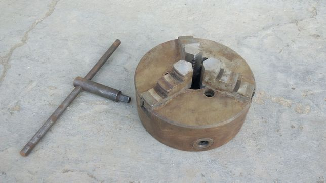 Продам патрон для токарного станка Р3700 даН 200 мм