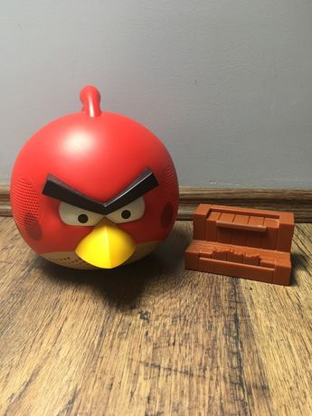 Głośnik przenośny Angry Birds + podstawka