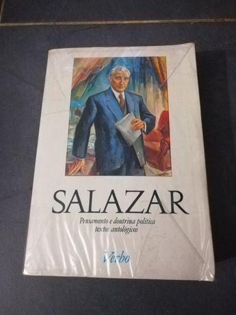 SALAZAR - Pensamentos e doutrina Política