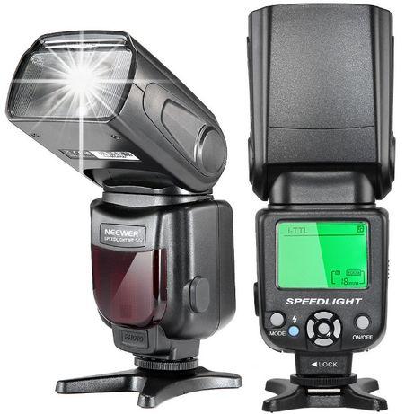 Flash Neewer 562 EX TTL - versão Nikon - Novo
