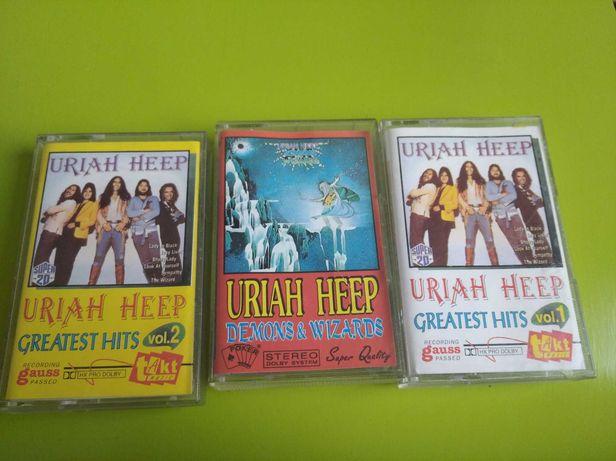 Uriah Heep kasety
