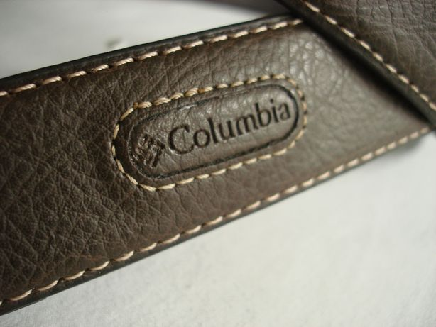 Pasek skórzany Columbia rozmiar 32
