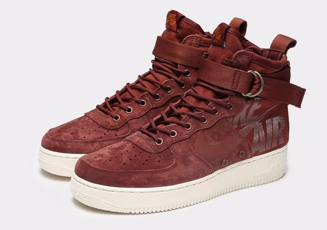 Nike Air Force Special Field Red Rozmiar 43 Oryginal