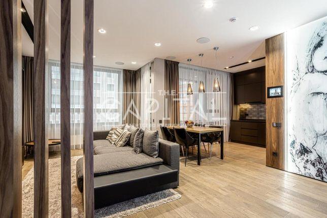 ул. Деловая / Tetris Hall / 103м2 / 3 комнаты / Авторский дизайн