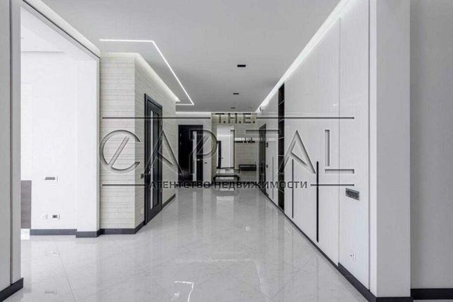 БЕЗ% Продажа 4-х комнатной квартиры в ЖК Новопечерские Липки, 217м2