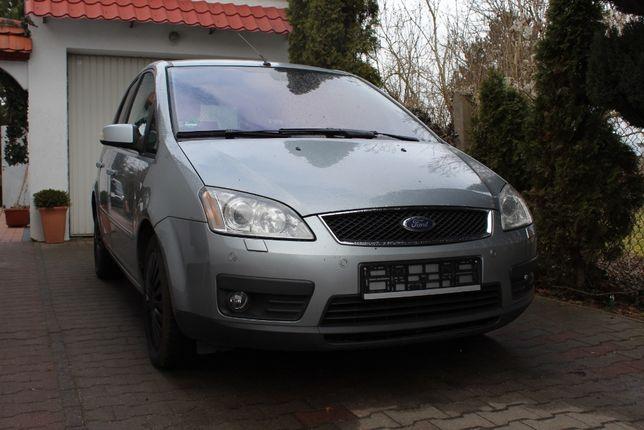 Ford C-Max GHIA 2.0 TDCI 136 KM Bi-Xenon Parktronik Navi Klimatronik