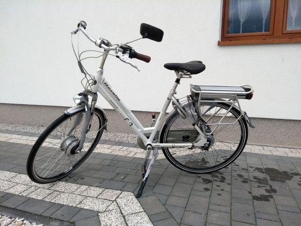 Rower elektryczny Gazelle Chamonix