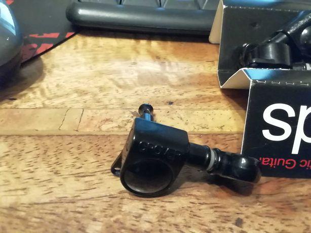 Klucze gitarowe Grover original 3x3