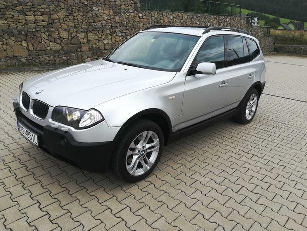 BMW X3 E83 3.0 Full opcja