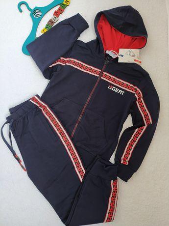 Спортивный костюм на 134, Венгрия, Grace, хлопок