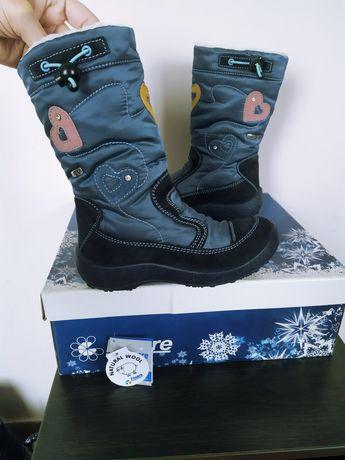 Ботинки зимние floare kapika ,31 размер,20.5стелька