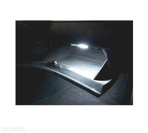 LÂMPADAS LED PARA PORTA-LUVAS PARA BMW E46 E90 X5 E53 E81 E82 E83 X3 E84 X1 E87 E92 MINI COOPER R50