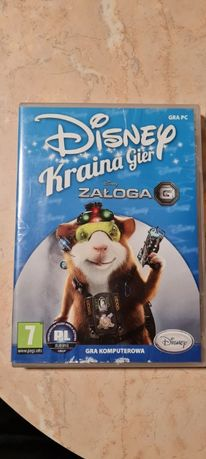 Disney Załoga G gra na PC *pudełkowana*