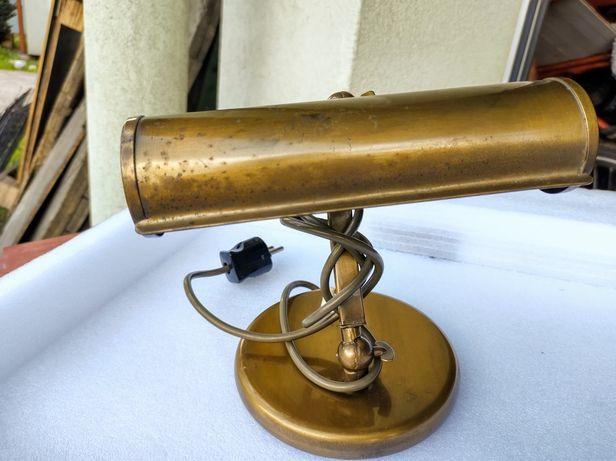 lampa bankierska lata 30 dla kolekcjonera