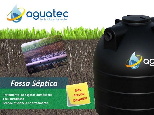 Fossa Séptica Aguatec
