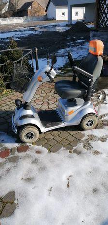 Wózek elektryczny inwalicki