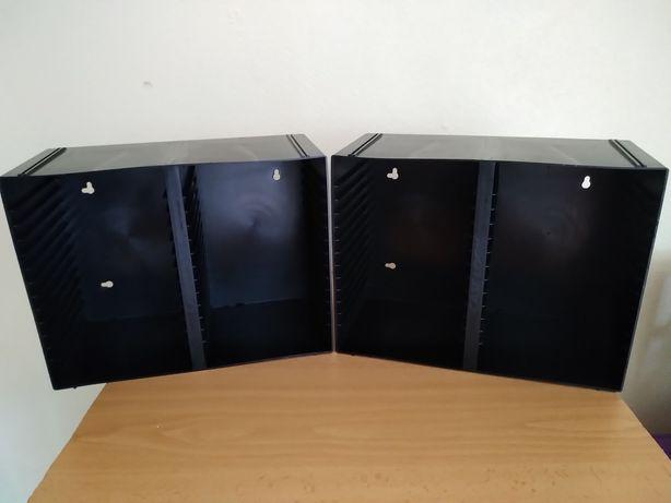Conjunto porta cd's