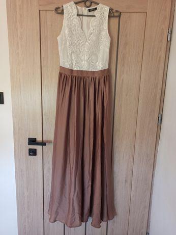 Długa sukienka 38