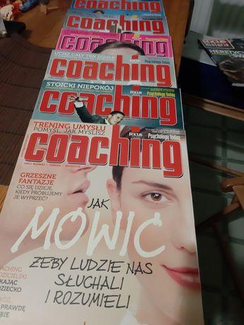 Choaching, psychologia czasopismo