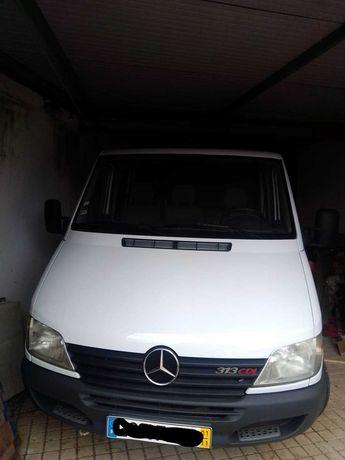 Vendo Carrinha Mercedes