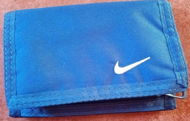 Carteira Nike azul