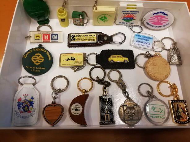 Porta chaves variados