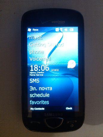 Продам телефон CDMA SAMSUNG SCH-1920 Omnia II.