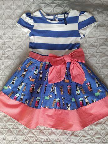 Next śliczna sukienka jak Nowa