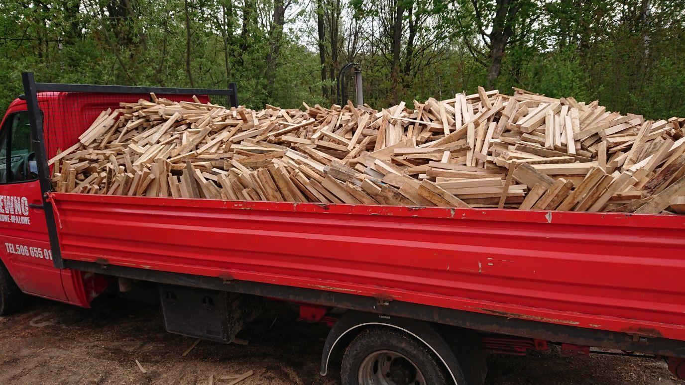Drewno debowe bukowe prosto do pieca
