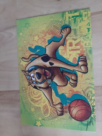 Puzzle 60 sztuk Trefl Scooby Doo
