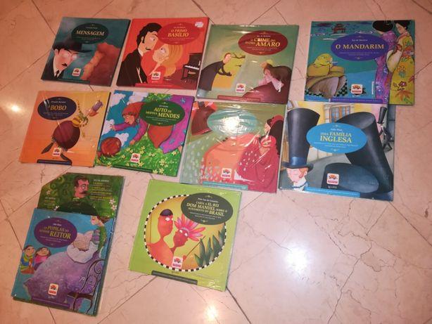Livros Infantis novos - Obras clássicas