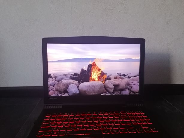 Игровой ноутбук lenovo legion y520