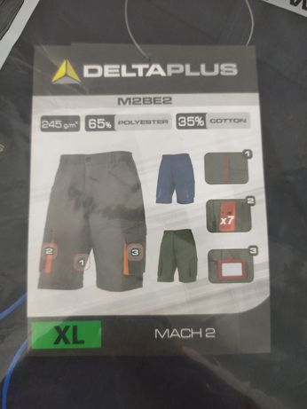 Spodenki robocze DeltaPlus XL