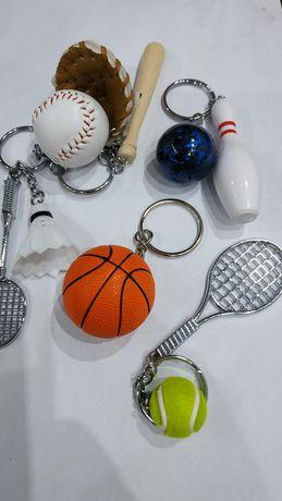 Piłka do koszykówki brelok breloczek prezent na walentynki kosz