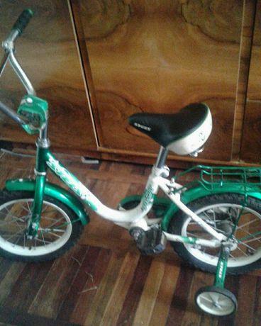 Детский велосипед Stels Pilot колеса 14 дюймов