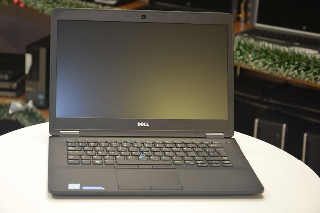 Dell e7470 i5-6500U 16GB 256GB SSD 14 cali Windows 10