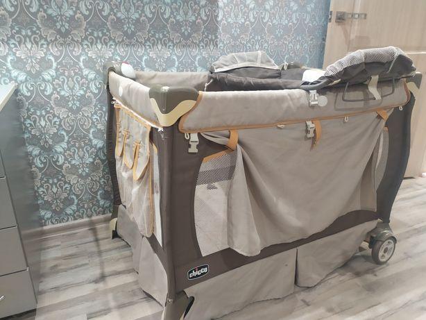Кроватка-манежChiccoLullaby LX