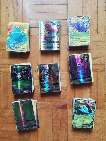 Pack de 42 cartas pokémon