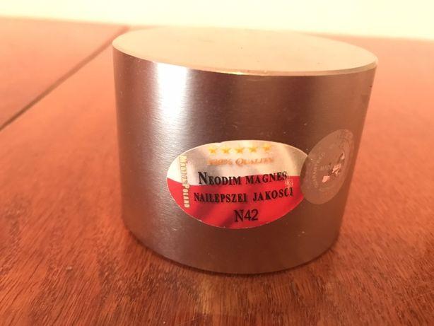 Оригинальный польский неодимовый магнит