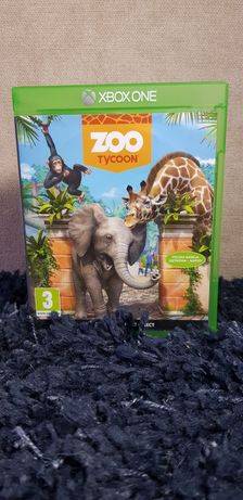 Kinect Zoo Tycon PL na Xbox one