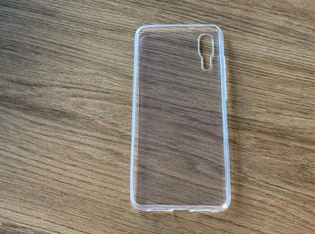 Huawei P20 - Capa em Gel Plástico / TPU Transparente NOVA