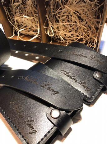 Шкіряні ремні та гаманці ручної роботи / Кожаные ремни и кошельки