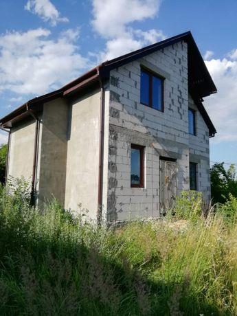 Продаю недостроенный дом (энергосберегающий)