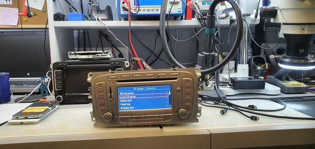 FORD FX NX MCA NAPRAWA Radio Nawigacja C-Max Mondeo S-Max Kuga Focus