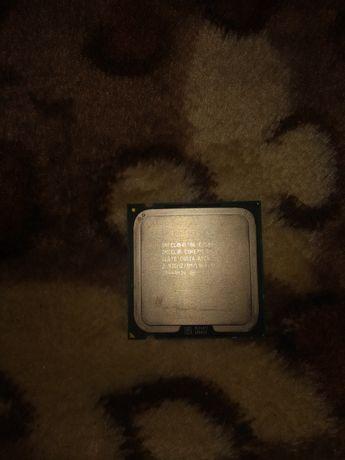 Процессор Intel core 2 duo e7500 2.93GHz