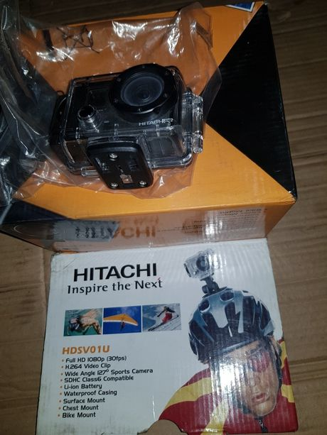 Kamera sportowa Hitachi