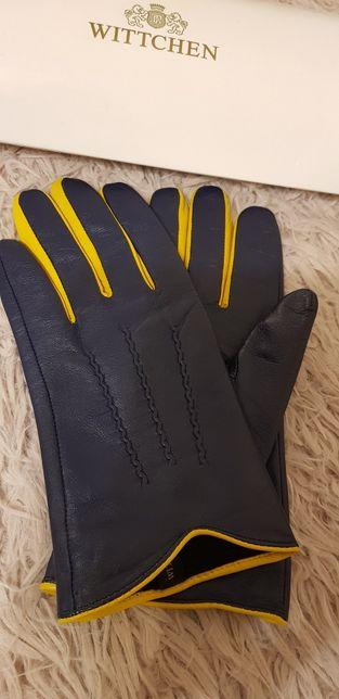 Wittchen rękawiczki skóra! Hit